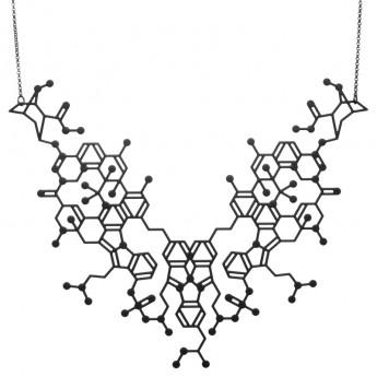 aroha_silhouettes_designer_drugs_overdose_molecule_necklace_1
